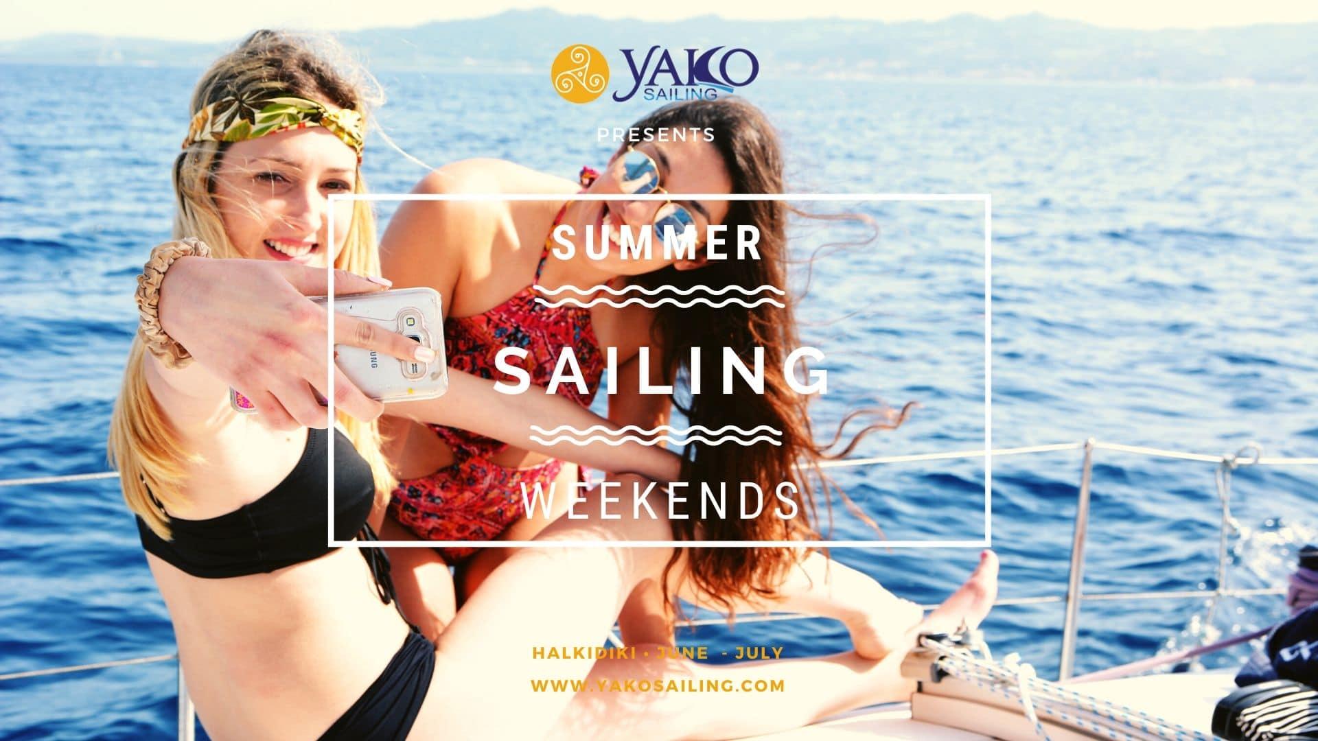 Sailing weekends